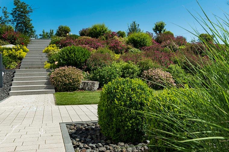 Gartenanlage - Projekt von Schlosser GaLa-Bau aus Haag