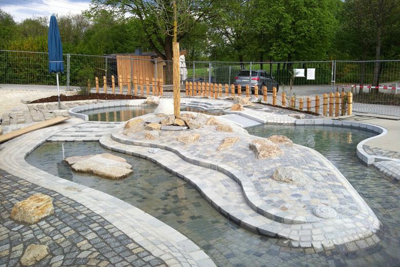 Wasseranlage von Schlosser Gartenbau